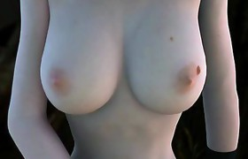 3D Big Tits Hentai Sex Dream