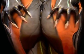 Warframe 3D sex compilation