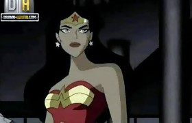 Justice League Porn - Superman 4 Wonder Woman