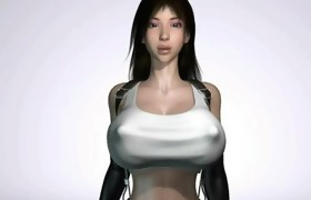 Tifa 3D sex compilation (Final Fantasy)