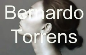 Photorealistic painted Nudes of Bernardo Torrens