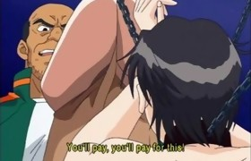 Chains anime sucking monster weenie