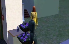 The Sims 2 Fuck Blonde & Redhead Fuck Wild