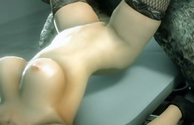 Girl Fucked By Monster 5