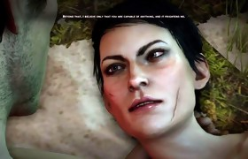 Dragon Age  Inquisition -  naked Cassandra Romance