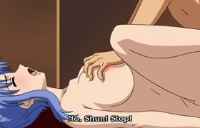 HentaiAnime.Sexy Sweetheart Gives Irrumation and..